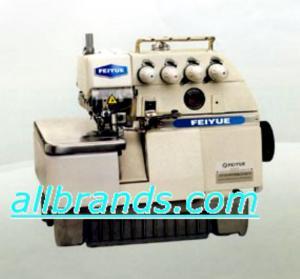 8426: Yamata FY757A-5/QD 5-Thread Safety Stitch Overlock Serger +Power Stand