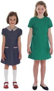 Children's Corner CC300S CC300L Eleanor Sewing Pattern Size 6m-6 and 7-14