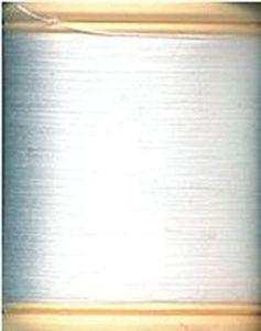 DMC Cotton Embroidery Thread 237-50-W White 50wt 547yd spool