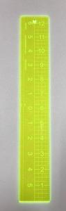 "Sew Steady SB-CNTRULER Centering Ruler by Sew Biz 12 1/2' x 2"""