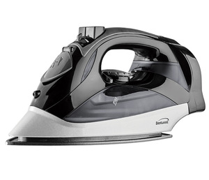 Brentwood MPI-90 Power Steam Iron Stainless - Black or White