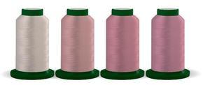 Exquisite, DIME, TQPP01, Pretty in Pink, Thread Quartet, 40 wt, 1000m