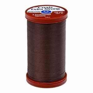 Coats & Clark Upholstery S964-8960 Chona Brown 150yds spool
