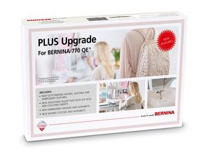 Bernina B770 QE Plus Upgrade