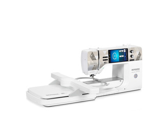 Bernina B790E PLUS Crystal Edition Sewing Quilting Machine 9mmZZ, Embroidery Module, BSR