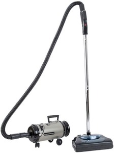 Metro OV4PNHSNBF Professional Evolution with Electric Power Nozzle Compact Canister Vacuum
