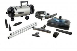 Metro, OV4PNHSNBF, Professional, Evolution, with Electric Power, Nozzle, Compact, Canister, Vacuum