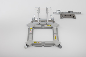 "Brother PRVMFMKIT 4"" x 4"" Flash Frame M Clamp Magnetic Kit for PR680W, PR1055X, PR670E, PR1050X, PR655, PR1000 and PR100e"