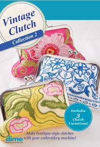 DIME, VPURSES2, Vintage, Vintage, Clutch, Bag, Collection 2, Bundle