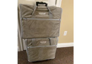Brother SASEBQ2 Roller Bag Luggage Set for NQ3700