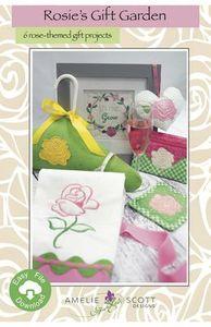 Amelie Scott Designs ASD227 Rosie's Gift Garden