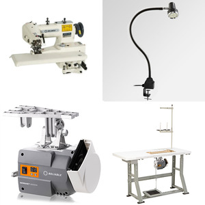 Reliable 7100SB Blind Hem Stitch Hemmer Machine, 6000SM Servo Motor, Needle Positioner, Power Stand Table, Uber Lamp (Replaces MSK-755)