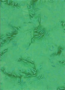 Batik Textiles 0123– Leaf Branches Designer Palette Print