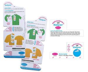 DIME, Helpers Set, 3 Individual Helpers, Little Helper Combo, Big Helper Placement, Little Helper, Embroiders Helper