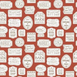 Clothworks CLTY3416-50 Raised Treasure Hunting Toss Designer: Sara Curtis