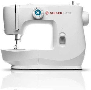 Singer M2100 8-Stitch Sewing Machine with 68 Stitch Applications, Easy Stitch Selection