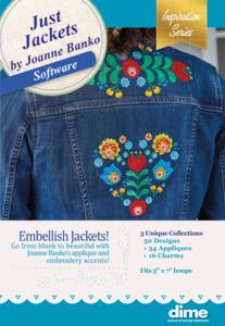 DIME, DZN-Jackets, Just Jackets, Joanne Banko, Software, Download