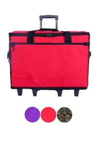 "23"" Wheeled Sewing Machine Carrier