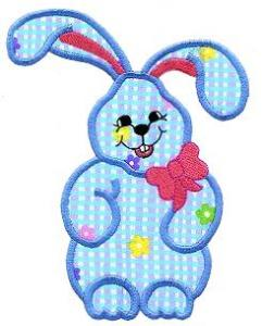 9047: Sew Many Designs Hop Into Spring Applique Designs Multi-Formatted CD