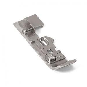 Singer A1A333000 Taping Foot, Fancy Ribbon Seams, 14T, Juki MO50 MO51*