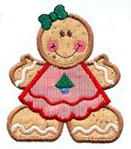 Sew Many Designs Gingerbread Jingles Applique Collection Multi-Formatted CD