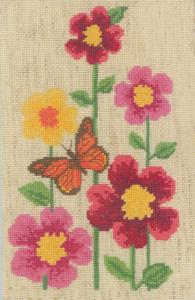 Sudberry Designs D4600 Floral Gems Machine Cross Stitch Embroidery Multi-Formatted CD