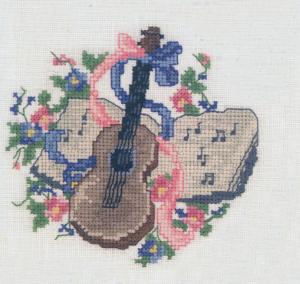 Sudberry Designs D5200 Music Medley machine Cross Stitch Embroidery Multi-Formatted CD