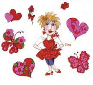 9366: Loralie Embroidery Designs 630146 Val & Tina Multi-Formatted CD