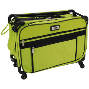 "9397: Tutto 5222MA-L Wheeled Tote Bag Carrying Case 21x13x12"" Roller Trolley"