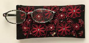Sudberry Designs K5020 Tulle Flower Eyeglass Case Kit Multi-Formatted CD