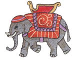 Amazing Designs ADC1496 Elephant Cabana Multi-Formatted CD