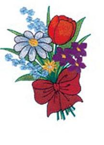 Pfaff 327 Mother's Day Embroidery Card For Pfaff 2140 and 2170 Machines in .pcs format