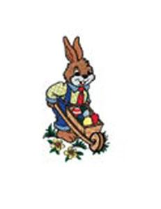 Pfaff 323 Easter Embroidery Card For Pfaff 2140  and 2170 Machines in .pcs format