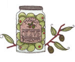 Amazing Designs ADC1502 Olive Italiano Multi-Formatted CD
