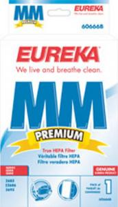 Eureka 60666B MM HEPA Filter for Mighty Mite, Royal or Sanitaire Vacuum Cleaners 3670 3671 3673 3674 3676 3679 3680 3682 3683 3684 3685 3686 3690 3695
