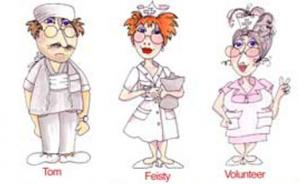 Loralie Designs 630439 Happy Nurses Jumbo Designs Multi-Formatted CD
