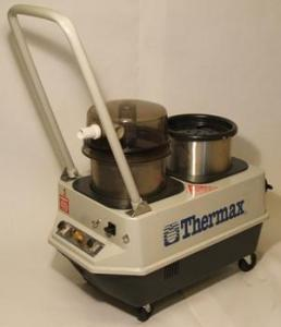 Thermax CP3 3Gal Therminator Carpet Floor Cleaner Extractor, Base Unit Only with Handl, Accessories Sold Separately
