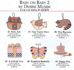 OESD 40009 baby Oh baby Debbie Mumm 2 Multi- Formatted CD