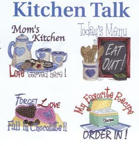 Dakota Collectibles 970253 Kitchen Talk Multi-Formatted CD