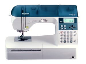 11192: Brother NX-450 Trade In 294 Stitch Computer Sewing Machine NX450