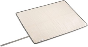 Modern Iron Board Cover Drawstring Easy Tie Foam Back 110 x 38cm Approx