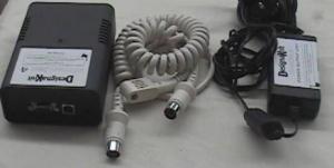 SilverLink 5 Box, USB Cable, Power Supply for DAK DesignaKnit v7 or v8