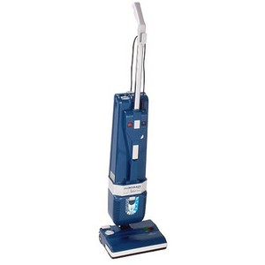 Lindhaus Valzer New Age Blue Upright Vacuum Cleaner  with FREE 5 Year Extended Warranty
