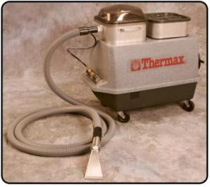 Thermax CP5 Hot Water Injection, plus Vacuum Extractor for Cleaning Carpets