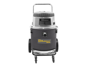 """Koblenz, AI-1260 P N, Industrial, Wet Dry, Bagless, Canister, Vacuum Cleaner, 1250W, 9A, 3.5HP, 96CFM, 68bB, 35' 3-Wire Cord, 10"""" Wheels, 12 Gal"""
