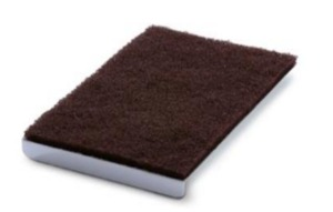 12219: Laurastar Steam Irons Soleplate Cleaning Polyfer Pad Cleaner Plate 581.7803.703