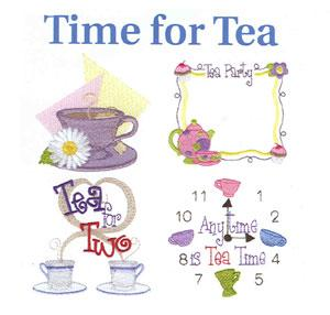 Dakota Collectibles F70264 Time For Tea Multi Formatted CD