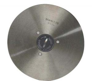 """Chefs Choice S640001 Non-Serrated 7"""" Blade for Ultra Thin Slices on EdgeCraft 600 Food Slicer"""