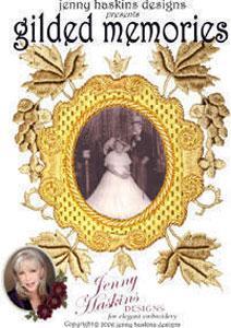Jenny Haskins Gilded Memories Designs Multi-Formatted CD