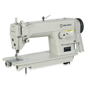 12424: Reliable 3100SD Straight LockStitch Sewing Machine, Power Stand 5500RPM